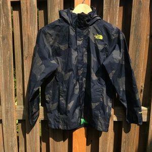 (Women's XS or S) North Face windbreaker/Raincoat